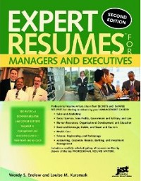 expert-resumes-for-managers-and-executives