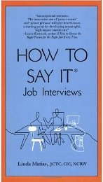 how-to-say-it-job-interviews
