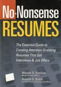 no-nonsense-resumes